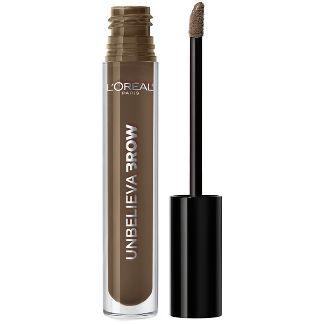 L'Oreal Paris Unbelieva Brow Longwear Waterproof Brow Gel - Brunette - 0.15 fl oz