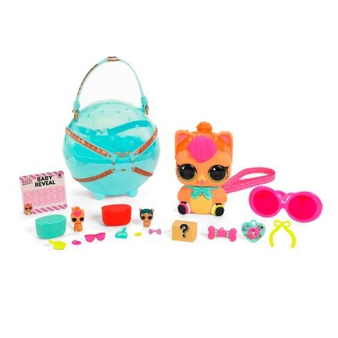 L O L Surprise Biggie Pet Neon Kitty Target