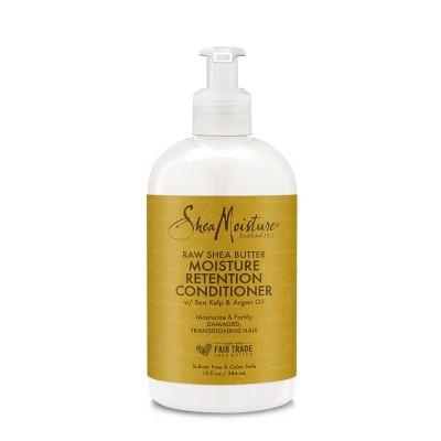 Shampoo & Conditioner: SheaMoisture Restorative