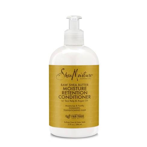 SheaMoisture Raw Shea Butter Moisture Retention Conditioner - 13 fl oz - image 1 of 4