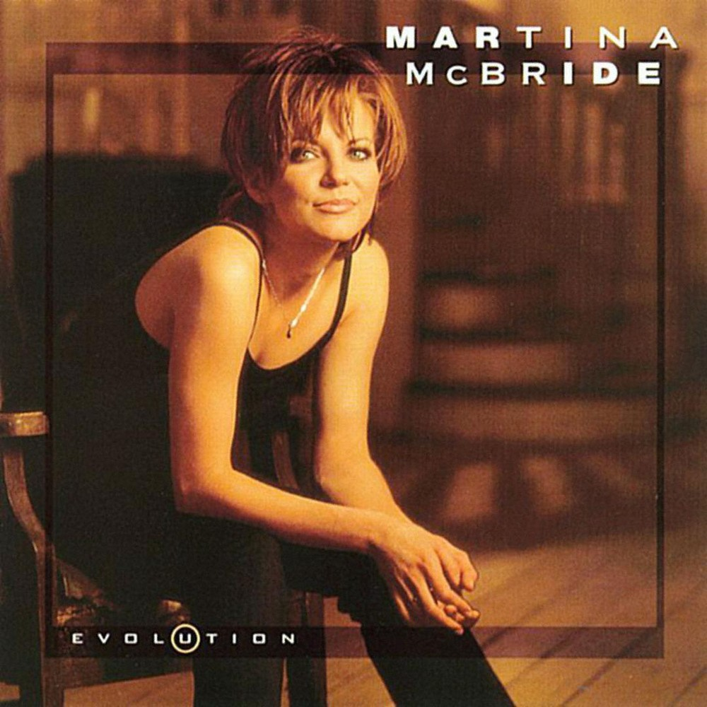 Martina mcbride - Evolution (CD)