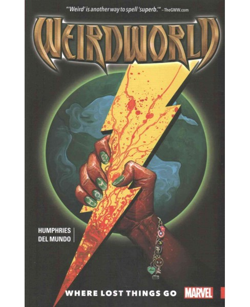 Weirdworld 1 : Where Lost Things Go (Paperback) (Sam Humphries) - image 1 of 1