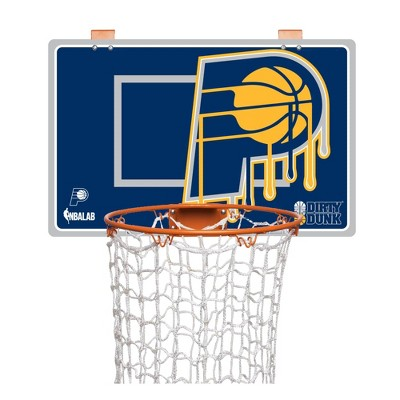 NBA Indiana Pacers Dirty Dunk Hamper Hoop