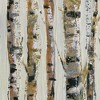 """30""""x40"""" Birch Bling By Katrina Craven Art On Canvas - Fine Art Canvas - image 3 of 4"""