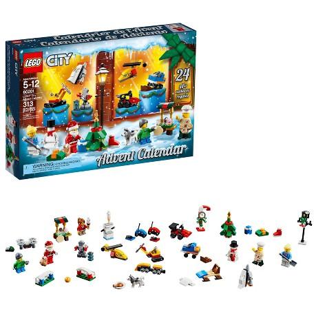 Lego City Advent Calendar 60201 Target