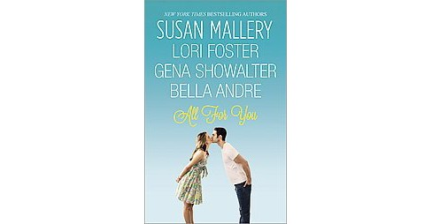 All for You ( Original Heartbreakers) (Paperback) by Susan Mallery - image 1 of 1