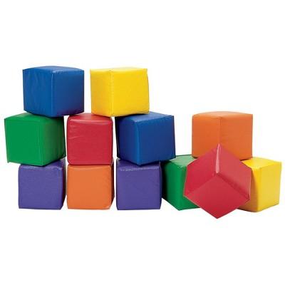Children's Factory Primary Toddler Blocks  - Set of 12