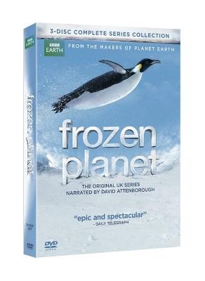 Frozen Planet: The Complete Series (3 Discs)