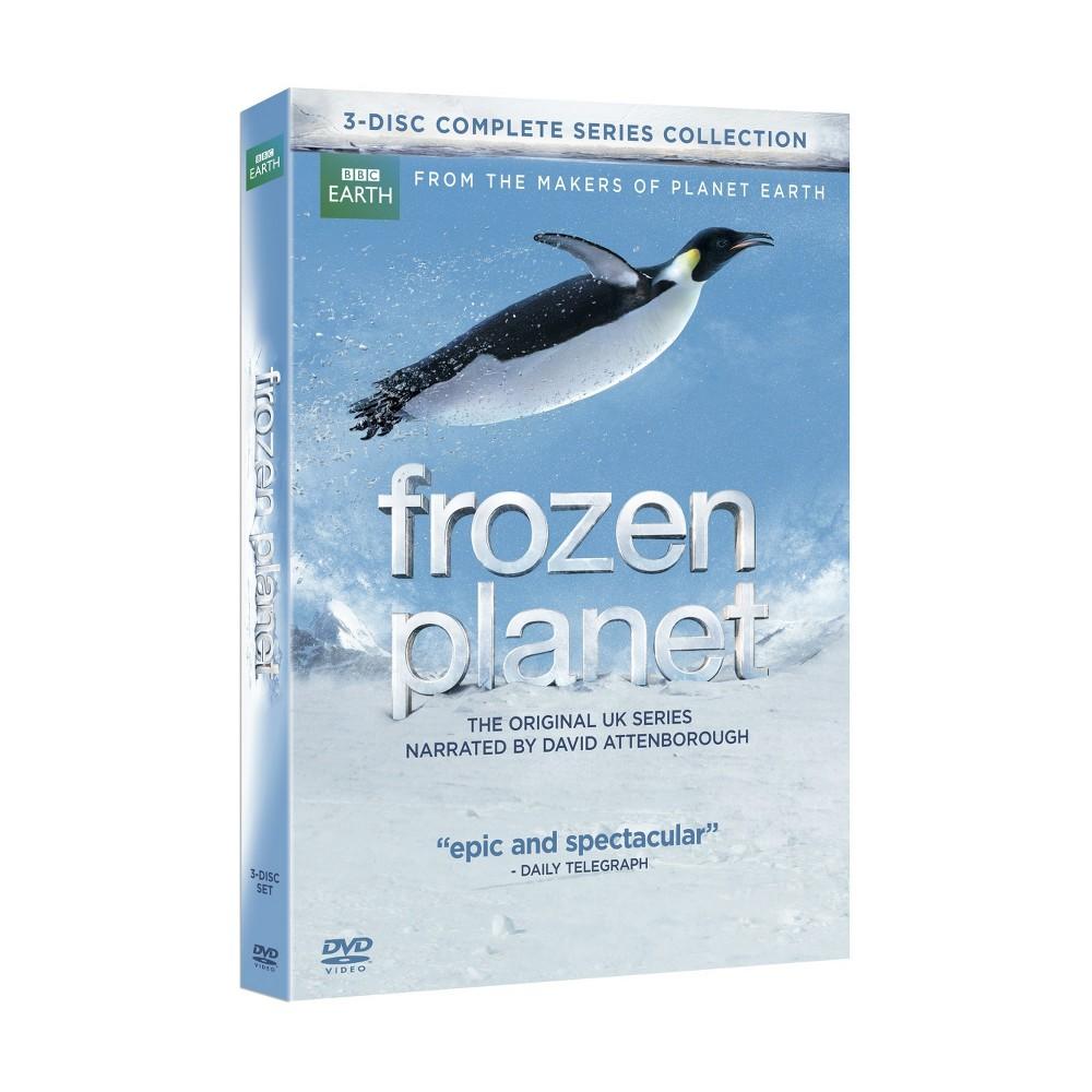 Frozen Planet: The Complete Series [3 Discs]