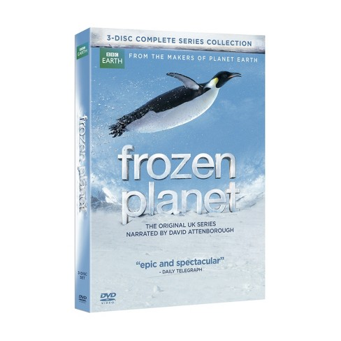 Frozen Planet: The Complete Series [3 Discs] - image 1 of 1