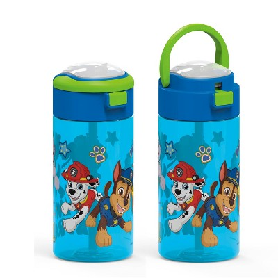 PAW Patrol 18oz Plastic Flex Sip Water Bottle - Zak Designs