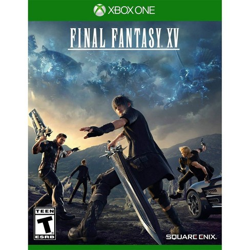 Final Fantasy XV PRE-OWNED Xbox One - image 1 of 1
