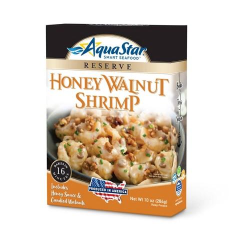 Aqua Star Honey Walnut Shrimp - 10oz - image 1 of 2