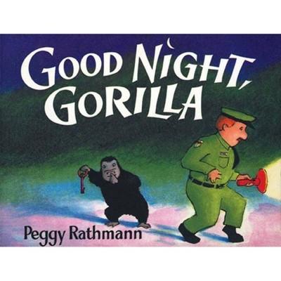 Good Night, Gorilla (Oversized Board)by Peggy Rathmann (Board Book)