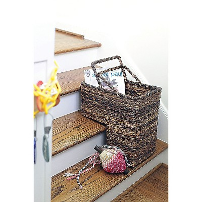 BacBac Leaf Woven Stair Basket : Target