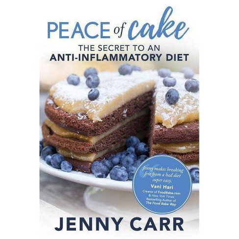 Peace of Cake - by  Jenny Carr (Paperback) - image 1 of 1