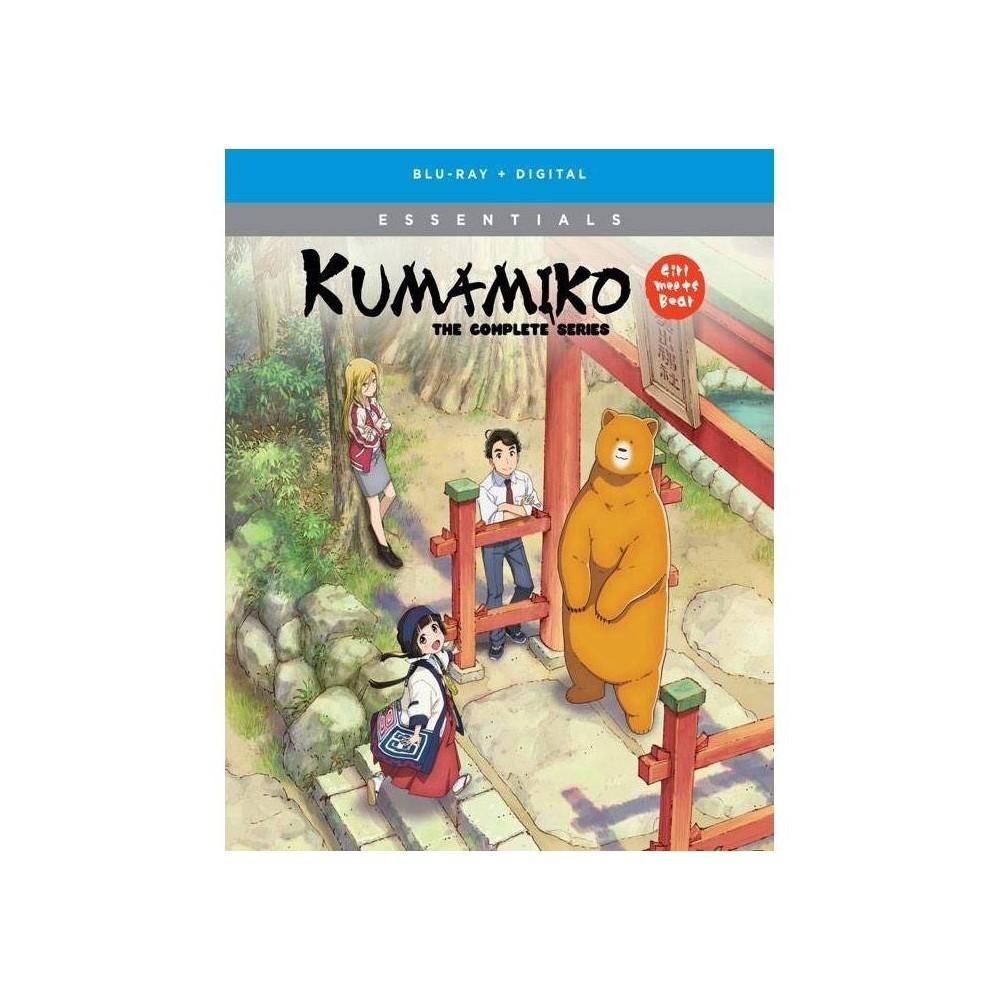 Kumamiko The Complete Series Blu Ray 2018
