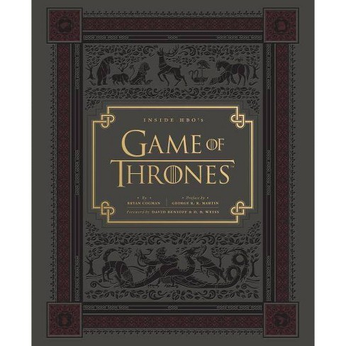 Inside Hbo's Game of Thrones - by  Bryan Cogman (Hardcover) - image 1 of 3