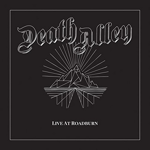 Death Alley - Live At Roadburn (CD) - image 1 of 1