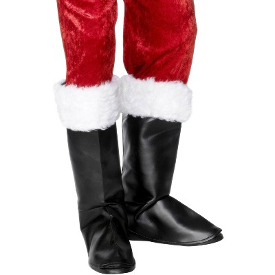 Smiffy Santa Boot Covers
