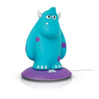 Philips Disney Monsters Inc. Sulley Soft Pals Kids Portable Night Light Friend
