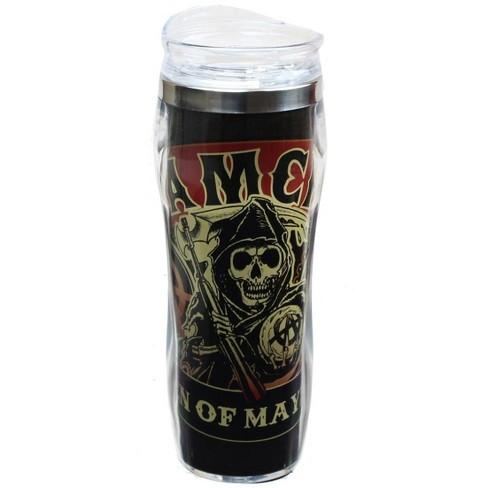 Just Funky Sons of Anarchy SAMCRO 16oz Travel Mug - image 1 of 1