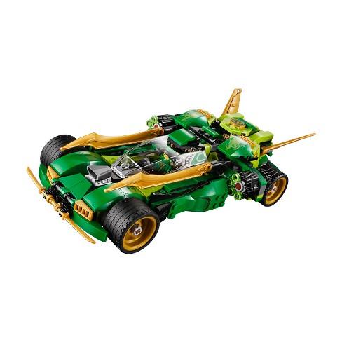Lego Ninjago Ninja Nightcrawler 70641 Target