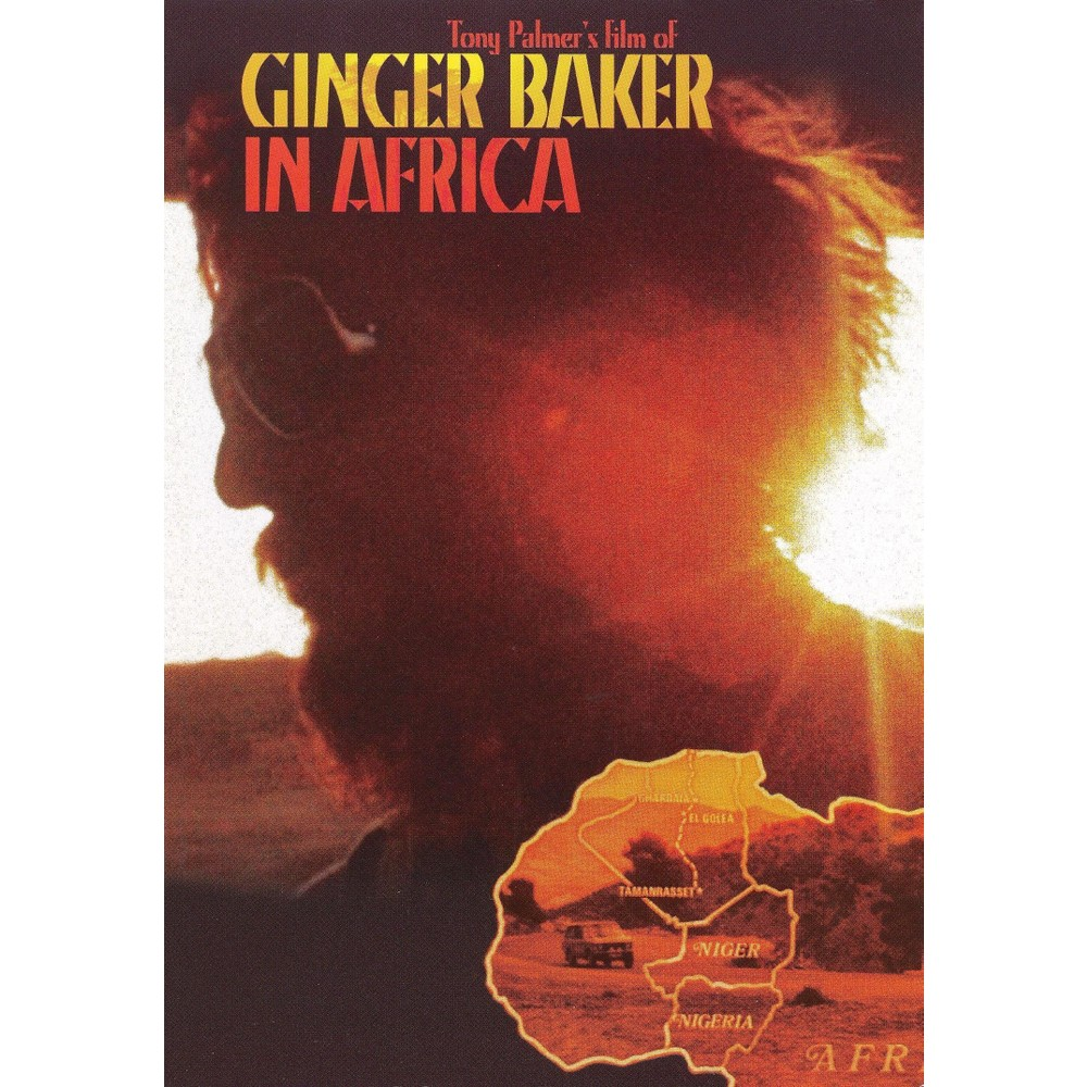 In Africa (Dvd), Movies