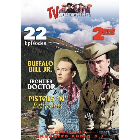 TV Classic Westerns Volume 3 (DVD) - image 1 of 1