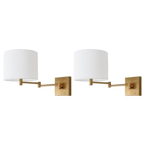 best service ea996 5ee18 Lillian Wall Sconce Lights - Gold - Safavieh®