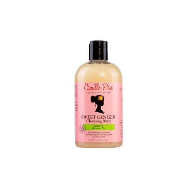 Camille Rose Sweet Ginger Cleansing Rinse - 12oz