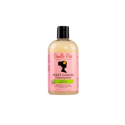 Camille Rose Sweet Ginger Cleansing Rinse - 12oz - image 1 of 4