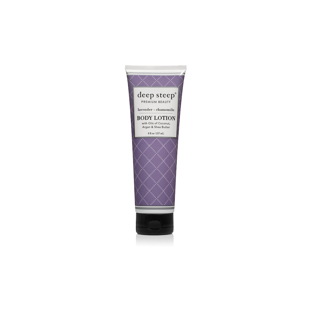 Image of Deep Steep Lavender Chamomile Body Lotion - 8 fl oz