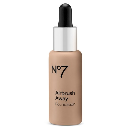 No7 Airbrush Away Foundation Deeply Beige - 1 fl oz - image 1 of 3
