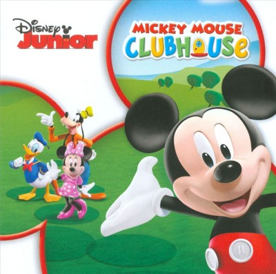 Various Artists - Disney Junior: Mickey Mouse Clubhouse (CD)
