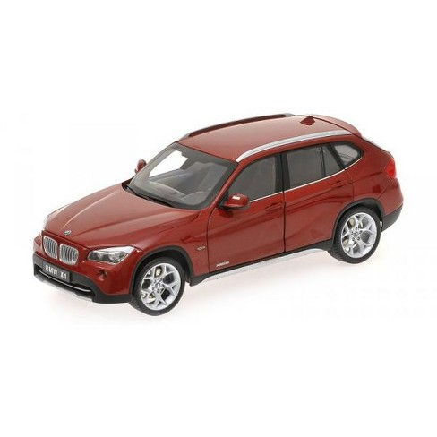 BMW X1 xDrive 28i (E84) Vermillion Red 1/18 Diecast Car Model by Kyosho - image 1 of 2