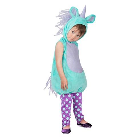 7b60ce2092f22 Toddler Girls' Sweetie Unicorn Halloween Costume 2T