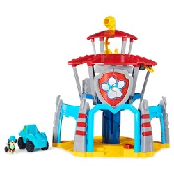 PAW Patrol Chase Dino Headquarters