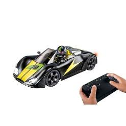 Playmobil RC Turbo Racer, mini figures