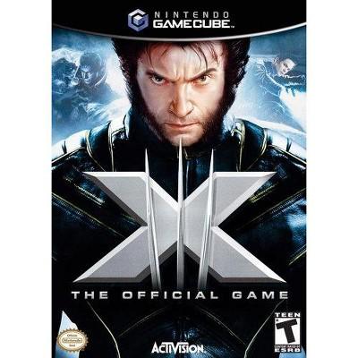 X-Men Official Game NGC