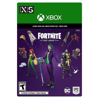Fortnite: The Last Laugh Bundle - Xbox Series X|S/Xbox One (Digital)