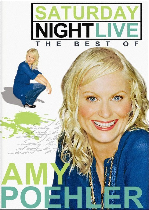 Saturday night live:Best of amy poehl (DVD) - image 1 of 1