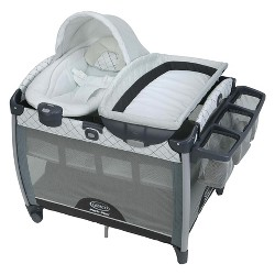 Graco Pack 'n Play Quick Connect Portable Bouncer with Bassinet - Whitmore