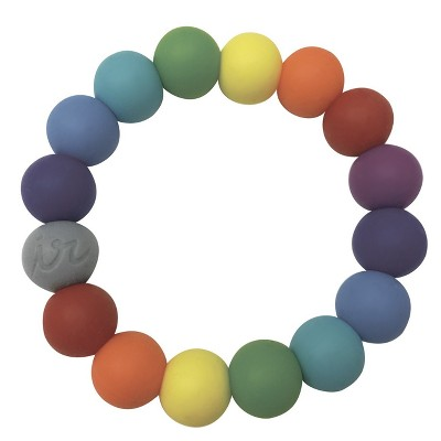 Itzy Ritzy Rainbow Teething Bracelet