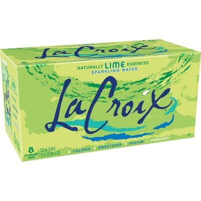 Sparkling Water: LaCroix