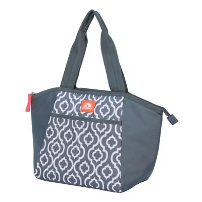 Igloo 8 Can Mini Essential Tote Cooler Bag - Tile Trellis