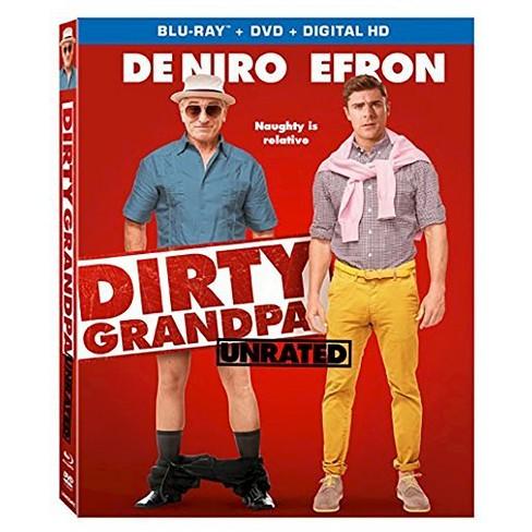 DIRTY GRANDPA (Blu-Ray/DVD + Digital) - image 1 of 1