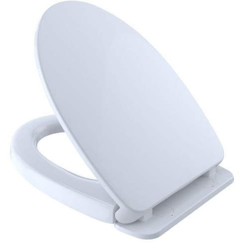 Toto SS124 SoftClose Elongated Toilet Seat - image 1 of 1