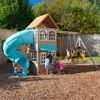 KidKraft Montauk Wooden Swing Set/Playset - image 4 of 4