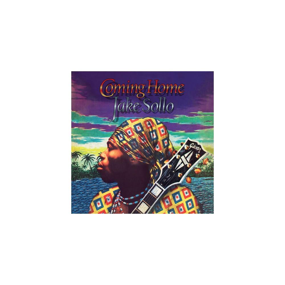 Jake Sollo - Coming Home (Vinyl)